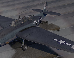 Grumman TBF-1 and TBM-3 Avenger 3D