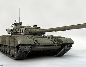 3D model T-72 B