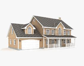 Cottage 07 3D