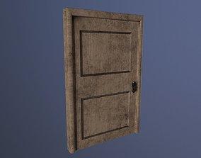 3D model Damage Door