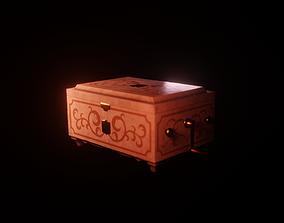 3D model Tapion s music box Dragon ball Z