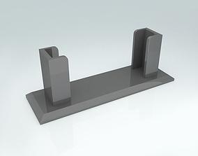3D printable model Business card holder