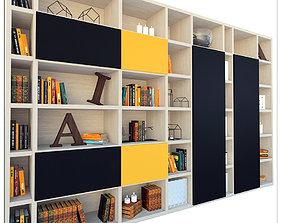 shelving cabinet 3D model