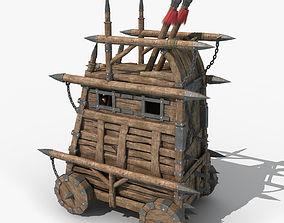 Siege Vehicle 3D model