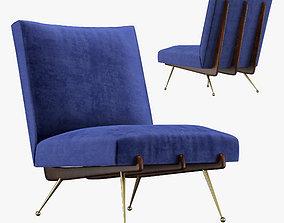 Boomerang Chair 3D model