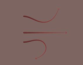 3D model Devils Tail