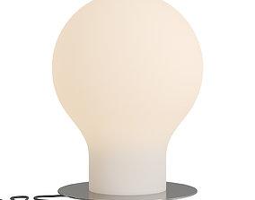 3dsmax Denq Table Lamp 3D model