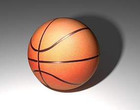 BasketBall 3D model equipment