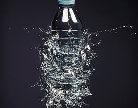 3D Water Splash Bottle 5