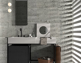 3D Narciso Bathroom Furniture