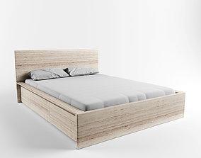 3D model Bed Unit