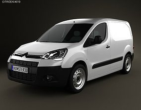 Citroen Berlingo Panel Van L1 2011 3D