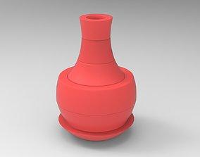 Toy Vase 3D asset