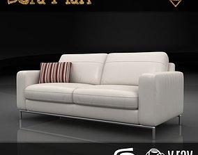3D asset Arizona Sofa