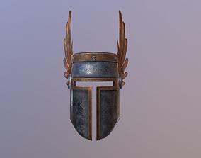 Helmet No4 By Lordische 3D asset