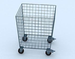 Cart Model 3D