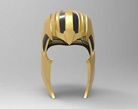 Thanos Infinity War Helmet for 3D printing