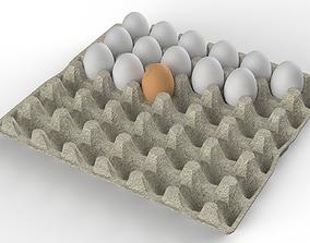 3D model Egg Carton