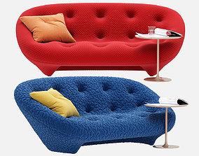 Sofa Ploum medium 3D model