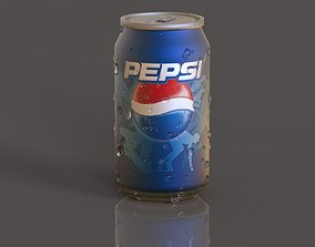 realtime Pepsi Can Model