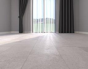 Floor Hyper White 30x60 3D model