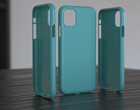 3D print model IPhone 11 Case