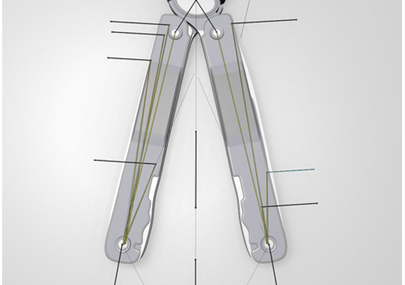 Multi-Tool Rigged and Animated