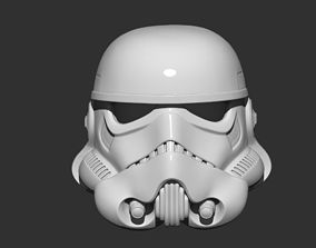 3D printable model Stormtrooper Helmet - Star war