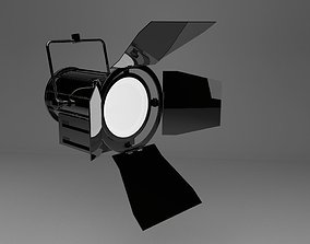 Studio Lamp - studio light 3D model