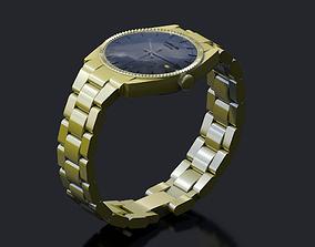3D model Wristwatch digital