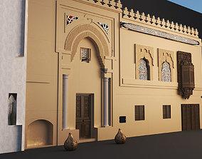 3D model Historical Exterior