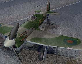Hawker Tornado Mk-1 3D