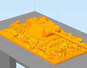 3D print model Duged Panther