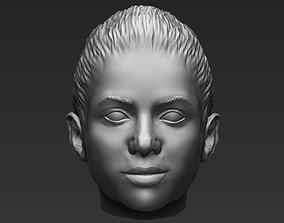Shakira standard version only mesh 3D