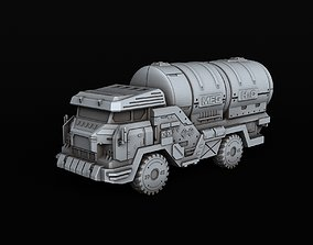 3D print model BATTLETECH Refuel Truck