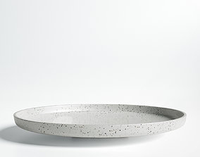 Forma Serving Plate by Bolia 3D