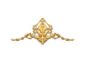 Classic decor ornament 58 3D print model