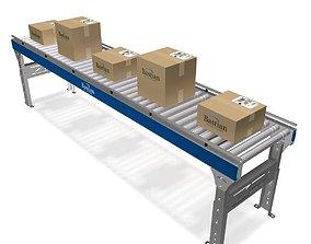 Conveyor - Zipline Gravity 3D