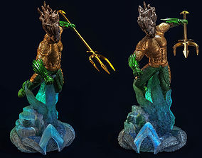 AQUAMAN 3D print model