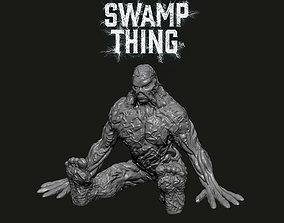 Swamp Thing 3D print model