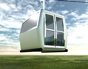 3D Cable Car