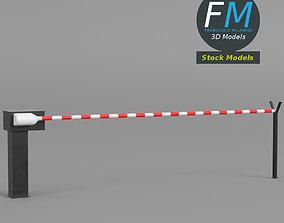 Level crossing 3D
