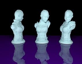 Space Heroes of Nebula 3D print model