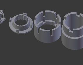 Pepper mill 3D print model