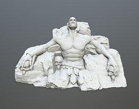 StoneWorrior 3D printable model