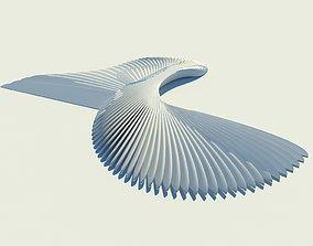3D model Architectural shape