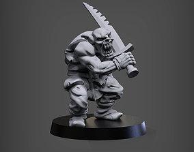 Classic Ork 3D print model