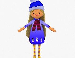 Rag Doll 3D model