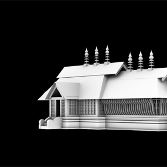 South Indian - Temple Architecture