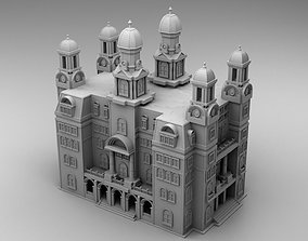 Church in Chicago 3D printable model